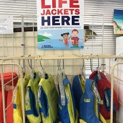 life jackets for kids PCB FL