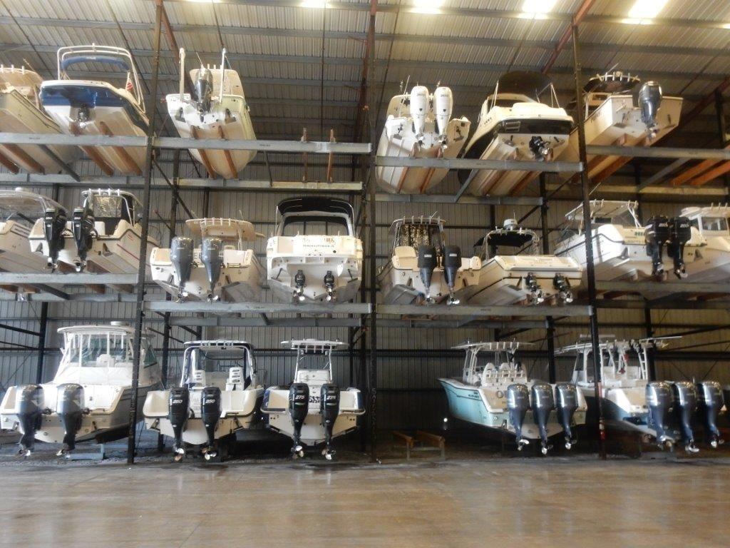 Panama City Beach Marina Boat Storage