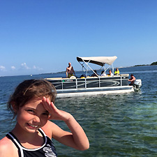 Pontoon Boat Rentals Panama City Beach, Florida