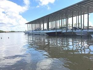 Boat Storage Panama City Beach Fl Treasure Island Marina